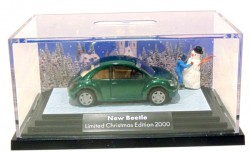 New Beetle Chistmas Edition 1/87 Wiking  - foto principal 2