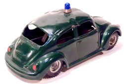 VW Fusca 1200 Verde CKO Made in Wetern Germany (COM DEFEITO)  - foto principal 2