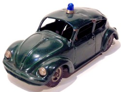 VW Fusca 1200 Verde CKO Made in Wetern Germany (COM DEFEITO)  - foto principal 1