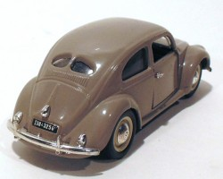 VW Fusca Volkswagen Kafer 1945 Split Windows 1/43 Rio Models Italy  - foto principal 2