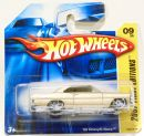 Chevy Nova 66 1/64 Hot Wheels