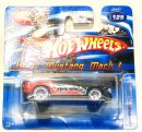 Mustang Mach I 1970 1/64 Hot Wheels