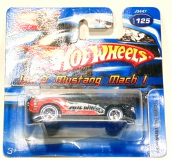 Mustang Mach I 1970 1/64 Hot Wheels  - foto principal 1