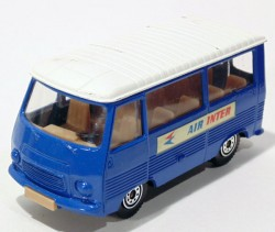 Peugeot J7 Bus Air Inter 1/43 Solido Made in France  - foto principal 1