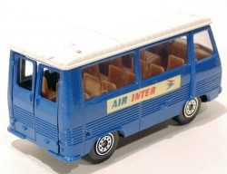 Peugeot J7 Bus Air Inter 1/43 Solido Made in France  - foto principal 2