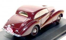 Healey Tickford 1951 Rallye Monte Carlo 1/43 Oxford  - foto principal 2