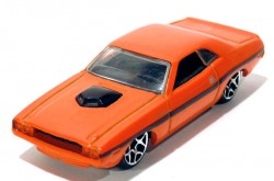 Dodge Challenger 70 1/64 Hot Wheels  - foto principal 1