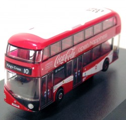 Onibus New Routemaster Coca-Cola London United 1/160 Oxford  - foto principal 1