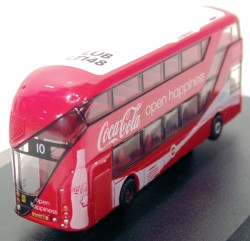 Onibus New Routemaster Coca-Cola London United 1/160 Oxford  - foto principal 2
