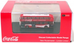 Onibus New Routemaster Coca-Cola London United 1/160 Oxford  - foto principal 3