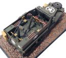 Halftrack M21-81 MM Mortar Carrier USA 1945 1/43 Atlas  - foto 4