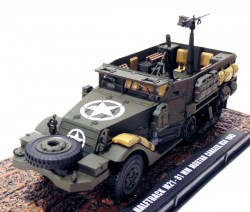 Halftrack M21-81 MM Mortar Carrier USA 1945 1/43 Atlas  - foto principal 1