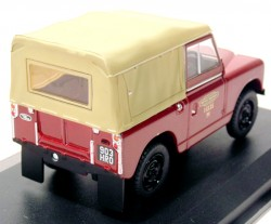 Land Rover Series II SWB Canvas British Rail 1/43 Oxford  - foto principal 2