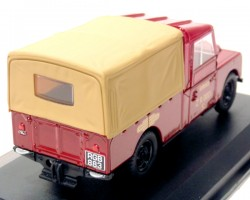 Land Rover Serie 1 109 Canvas Britsh Railway 1/43 Oxford  - foto principal 2