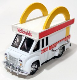 Dodge Route Van 1948 McDonald's 1/43 Matchbox Models Of Yesteryear YYM36839  - foto principal 1