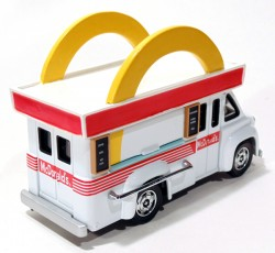 Dodge Route Van 1948 McDonald's 1/43 Matchbox Models Of Yesteryear YYM36839  - foto principal 2