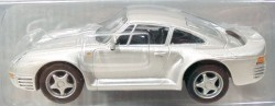 porsche 959 Prata 1988 Prata 1/43 High Speed  - foto principal 3