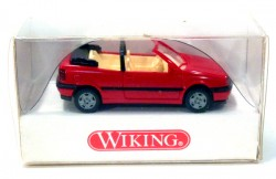 VW Golf Cabrio Red 1/87 Wiking  - foto principal 2