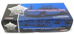 Dodge Monaco 1974 Chicago Police Departament 1/43 Corgi US06004  - foto principal 4