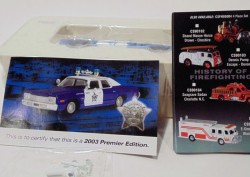 Dodge Monaco 1974 Chicago Police Departament 1/43 Corgi US06004  - foto principal 3