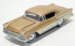 Chevrolet Impala 1958 1/64 Jonny Lighting (CM DEFEITO)  - foto principal 1
