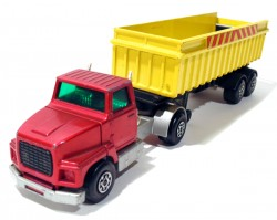 Ford LTS Articulated Tipper Matchbox Superkings K-18  - foto principal 1