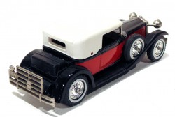 Packard Victoria 1930 Black/Red 1/46 Matchbox Models of Yesteryear Y-15  - foto principal 2