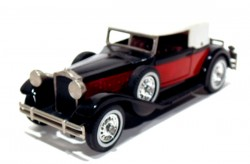 Packard Victoria 1930 Black/Red 1/46 Matchbox Models of Yesteryear Y-15  - foto principal 1
