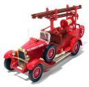 Citroen CF4 Pompiers 1930 1/43 Solido Made in France