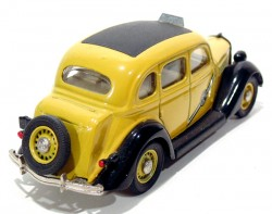 Ford 1935 Fordor Taxi Yellow Cab 1/43 Rextoy  - foto principal 2