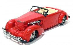 Cord Model 812 SuperCharged 1937 Scale 1/48 Matchbox  Models of Yesteryear  Y-18-1  - foto principal 1