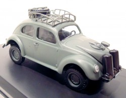 VW Fusca Typ92 With Charcol Burner Wehrmacht 1/43 Victoria  - foto principal 3