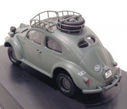 VW Fusca Typ92 With Charcol Burner Wehrmacht 1/43 Victoria  - foto principal 2