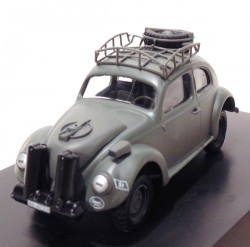 VW Fusca Typ92 With Charcol Burner Wehrmacht 1/43 Victoria  - foto principal 1