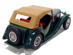 MG TC 1945 1/35 Matchbox Models Of Yesteryear Y-8  - foto principal 2