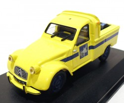 Citroen 2 CV Pick-up Michelin 1/43 Ixo/Altaya  - foto principal 1