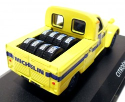 Citroen 2 CV Pick-up Michelin 1/43 Ixo/Altaya  - foto principal 2
