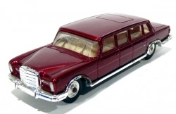 Mercedes Benz 600 Pullman 1/43 Corgi Toys 904525 Made in GT.Britain  - foto principal 1