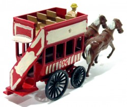 HORSE BUS Matchbox Y-012 Made in England  - foto principal 2