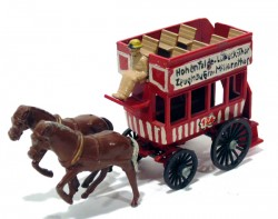 HORSE BUS Matchbox Y-012 Made in England  - foto principal 1