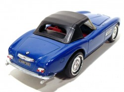 BMW 507 1957 1/38 Matchbox Models of Yesteryears Y-21-4 (COM DEFEITO)  - foto principal 2