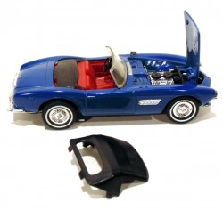 BMW 507 1957 1/38 Matchbox Models of Yesteryears Y-21-4 (COM DEFEITO)  - foto principal 3