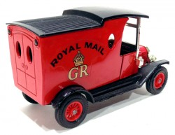 Ford Model T Van 1912 Royal Mail 1/35 Matchbox Models Yesteryears  - foto principal 2