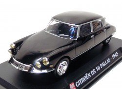 Citroen DS 19 Pallas 1965 1/43 Auto Plus  - foto principal 1