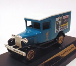 Chevrolet Van 1932 Los Angeles Olympic Games 1/76 Lledo  - foto principal 1