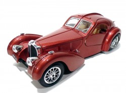 Bugatti Atlantic 1936 1/24 Burago made in Italy  - foto principal 1