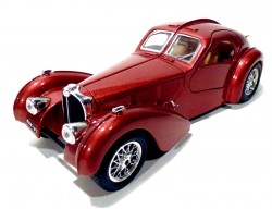 Bugatti Atlantic 1936 1/24 Burago made in Italy  - foto principal 2