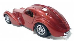 Bugatti Atlantic 1936 1/24 Burago made in Italy  - foto principal 6