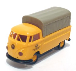 Vw Perua Kombi T1 Canvas Post 1/87 Brekina  - foto principal 1