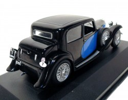 Bugatti 57 Galibier 1933 1/43 Whitebox  - foto principal 2